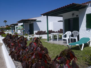 Gay friendly Bungalows Las Tartanas