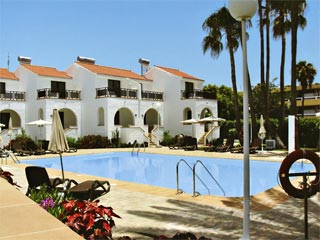 Gay friendly Bungalows Playamar