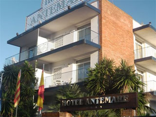 Ibersol Antemare Hotel in Sitges