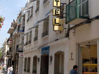 Galeon Hotel in Sitges